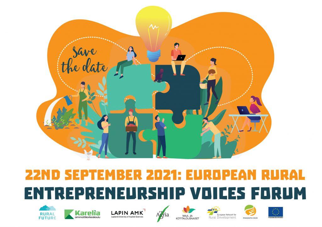 European Rural Entrepreneurship Voices Forum 2021